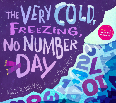 cover image of the very cold freezing no number day